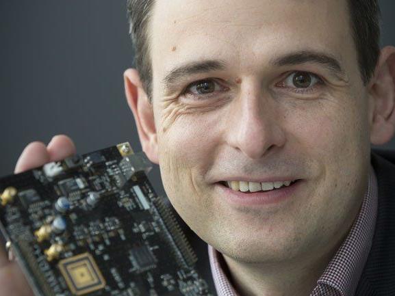 Stefan Mangard beschäftigt sich an der TU Graz mit Informationssicherheit.