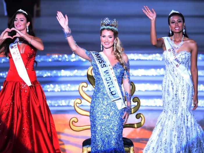 Die schönsten drei Frauen der Welt