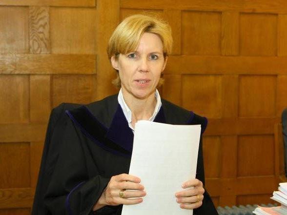 Prechtl-Marte ist seit 2008 Strafrichterin