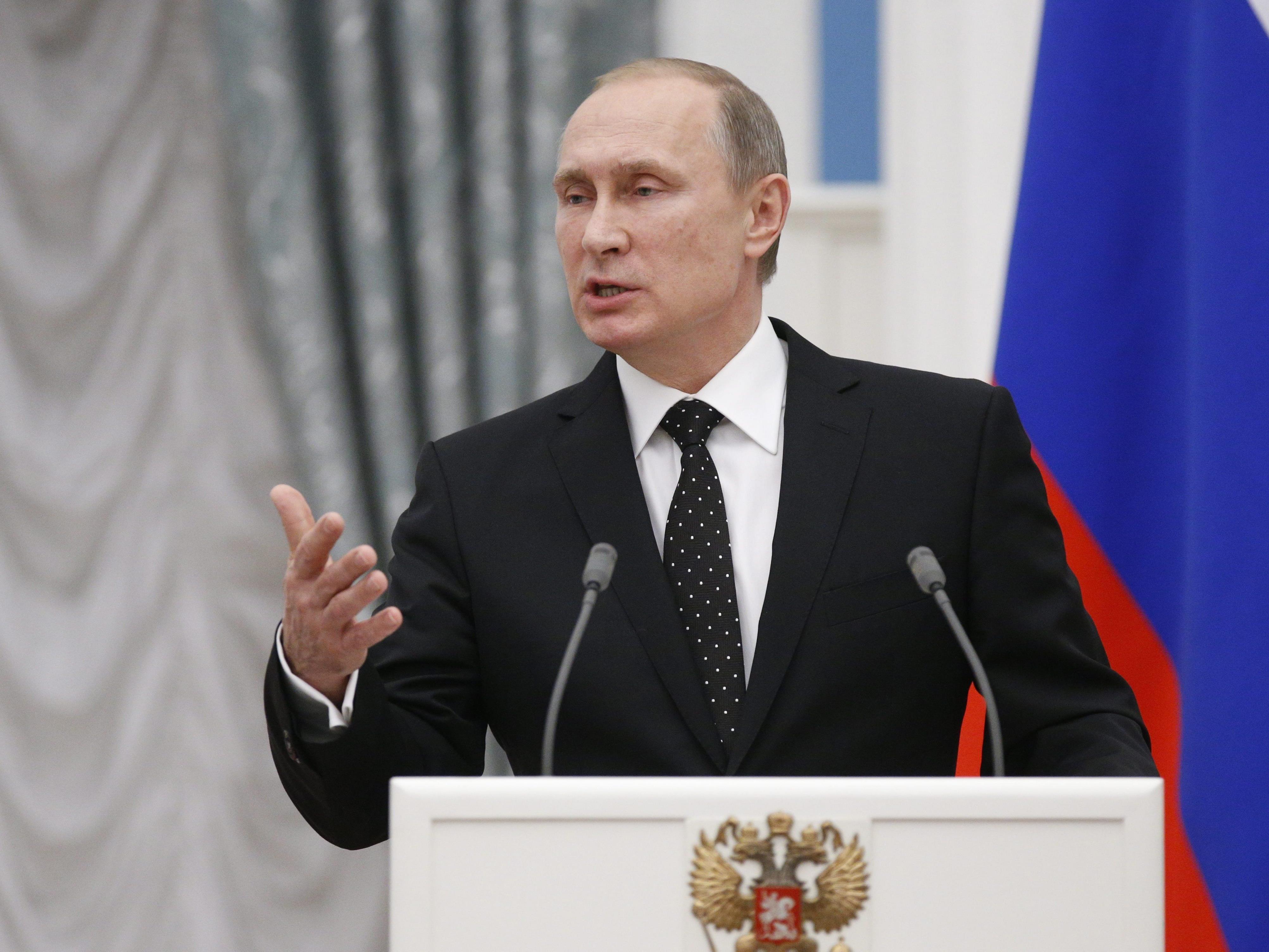 """Russland spricht von """"Hitzköpfen in Ankara""""."""