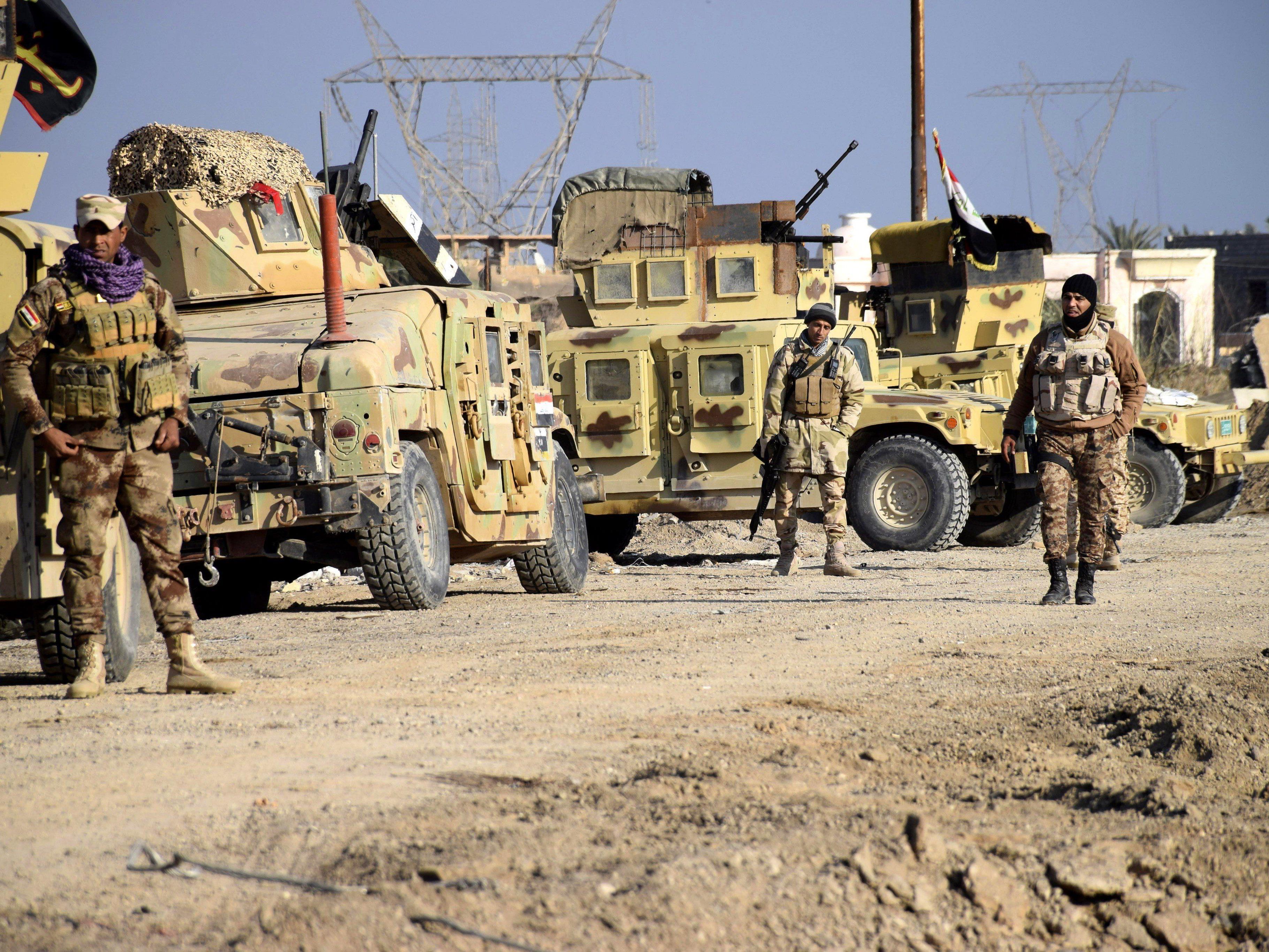Armee: Vertreibung von Islamisten aus Stadtzentrum eingeleitet.