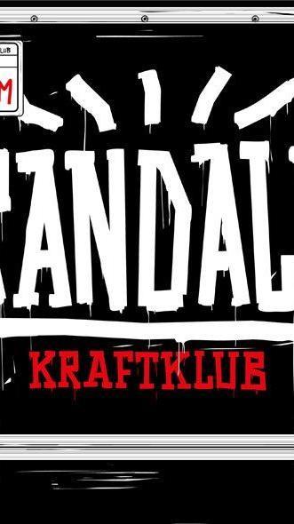 """Noch ein bissche """"Randale"""": Live-Album von Kraftklub."""