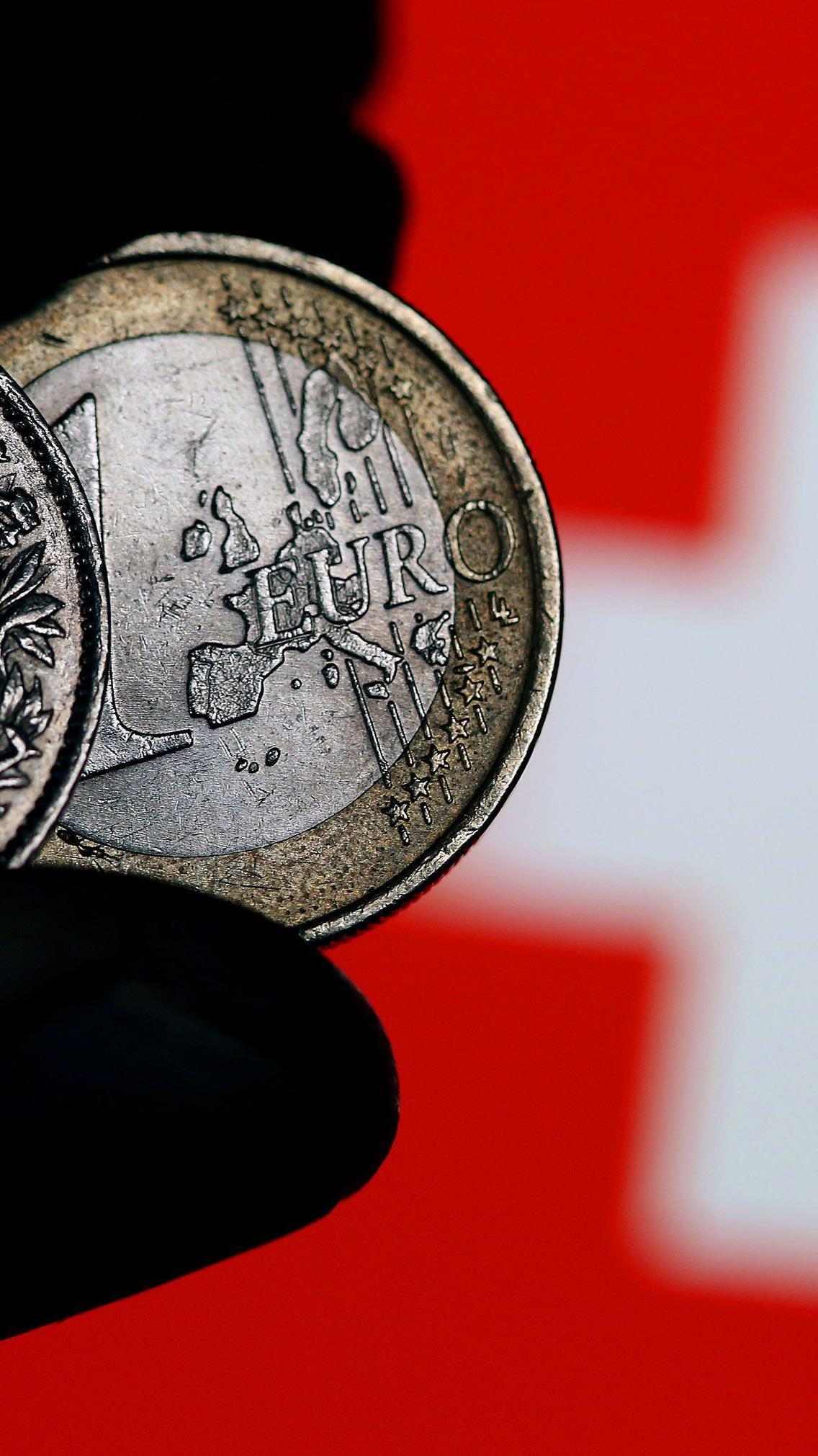 """""""Frankenschock"""": Schweizer Wirtschaft stagnierte im dritten Quartal"""