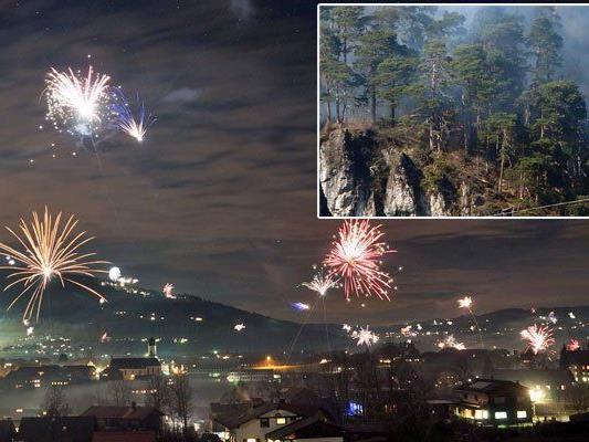 Trockene Wälder: Heuer ist die Gefahr für durch Feuerwerk ausgelöste Brände besonders hoch.