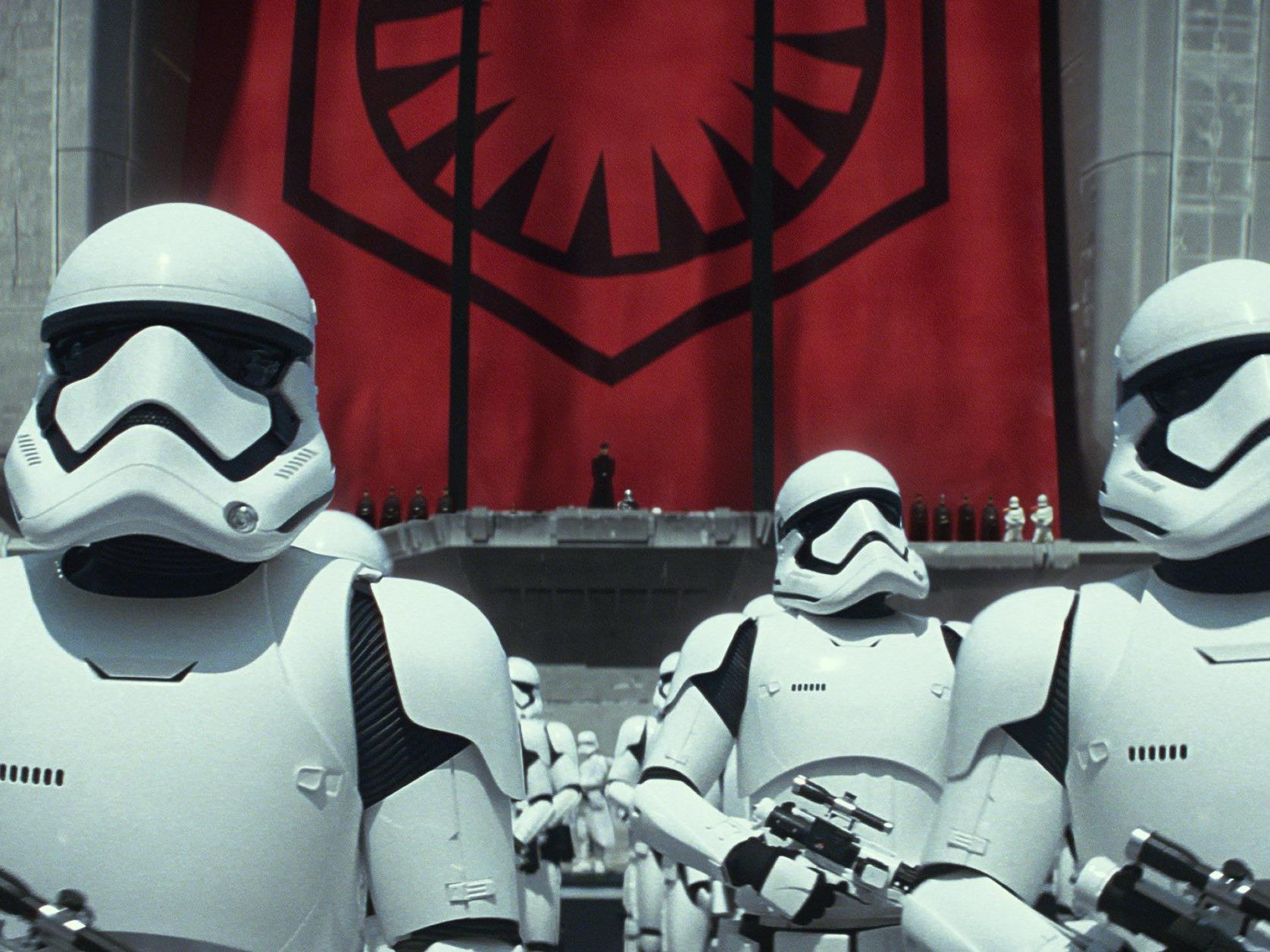 Die Star Wars-Saga geht weiter.