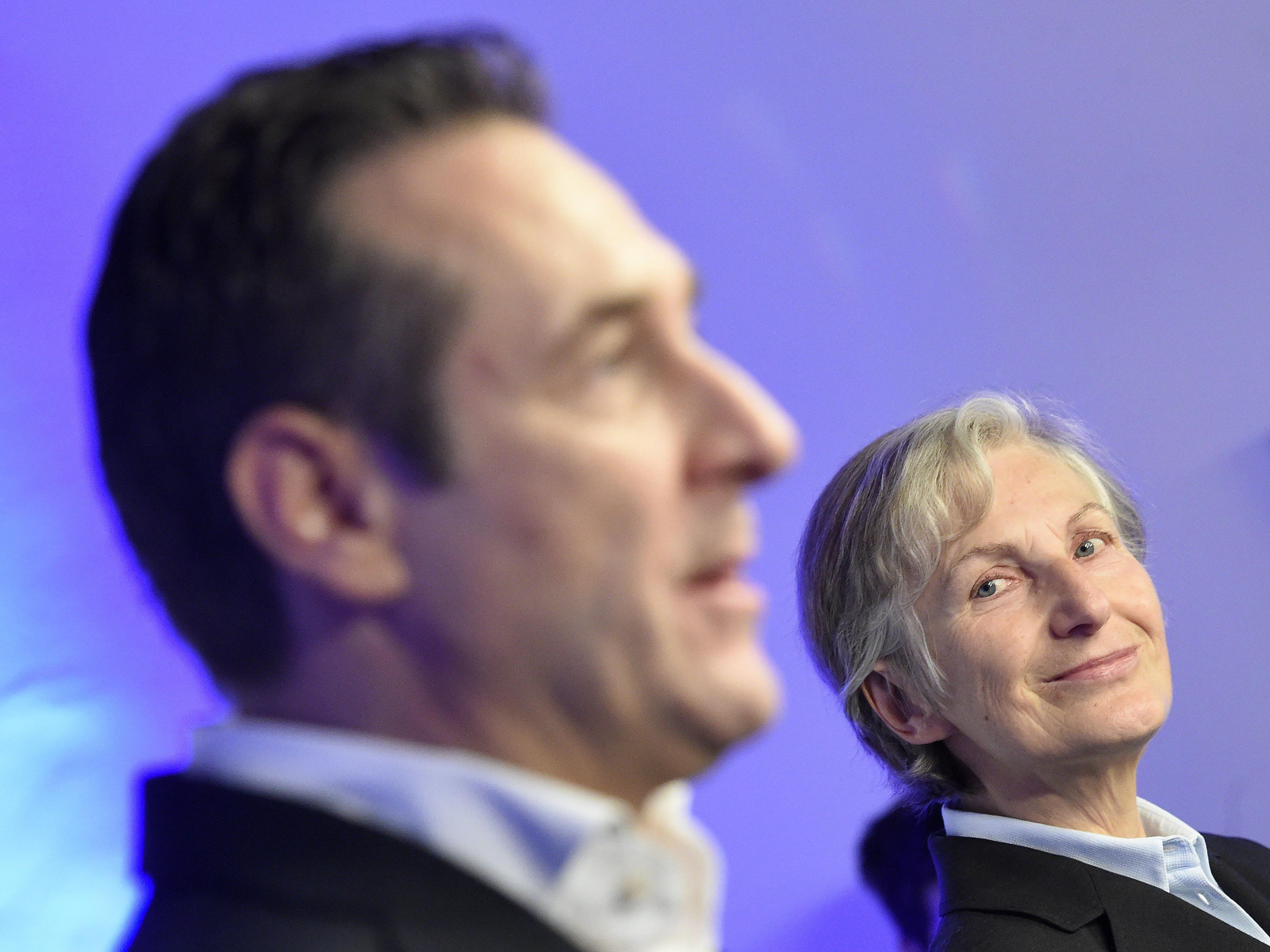 """FPÖ-Obmann will über """"Superamt"""" diskutieren."""
