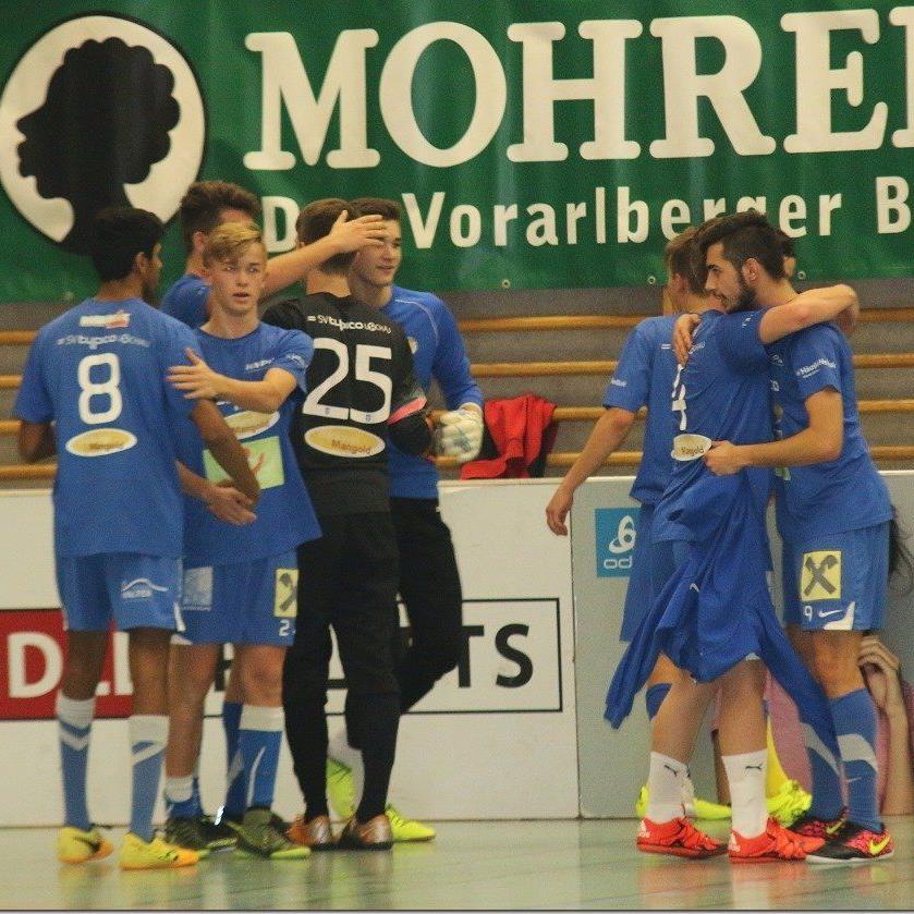 Lochau 1b seht sensationell im Halbfinale