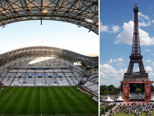 VIENNA.at zeigt, wo die EURO 2016 überall gespielt wird.