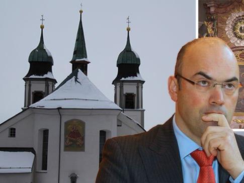 Finanzkammerdirektor der Diözese Andreas Weber: Nun entscheiden die Kirchengremien