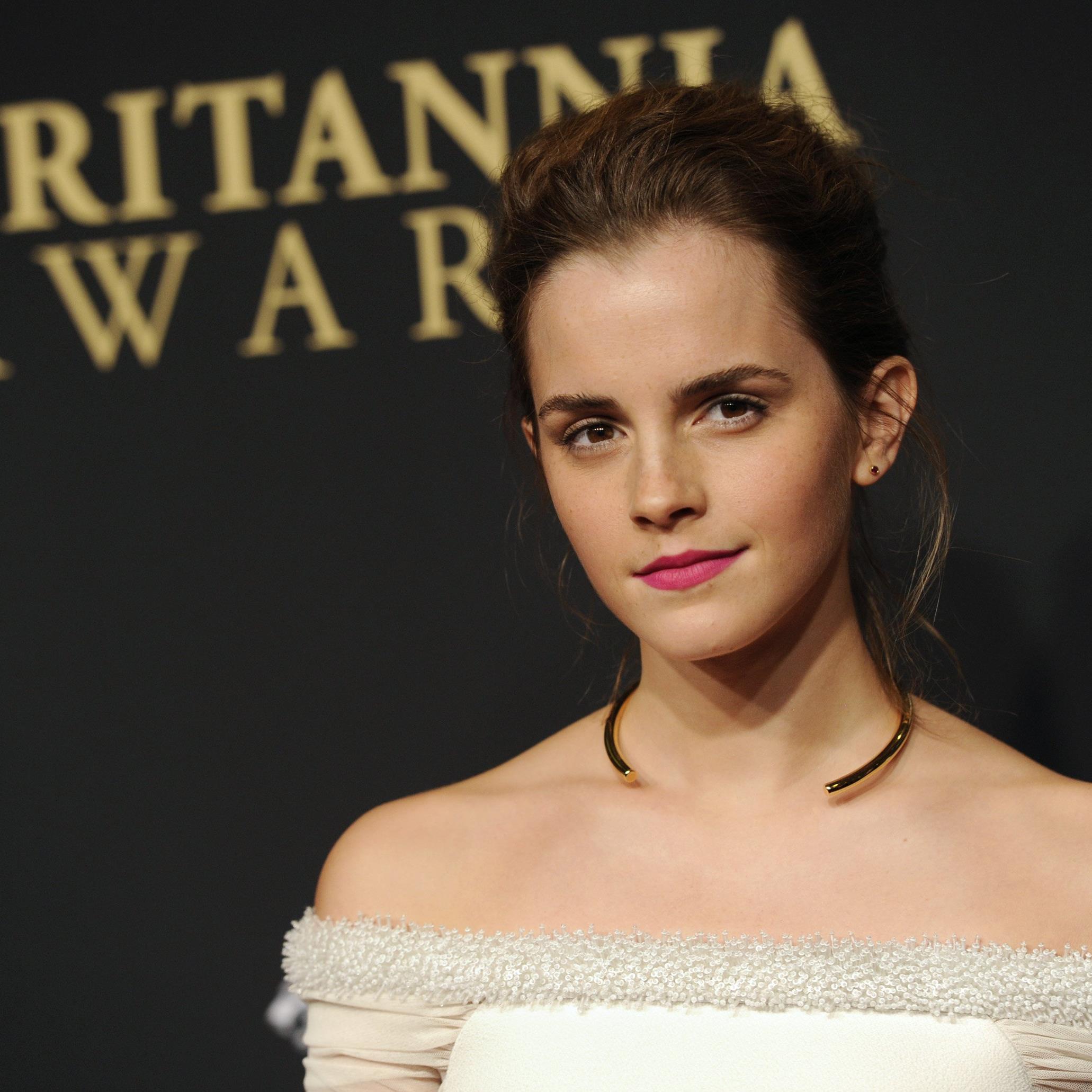 Emma Watson ist nicht nur eine sehr gute Schauspielerin.