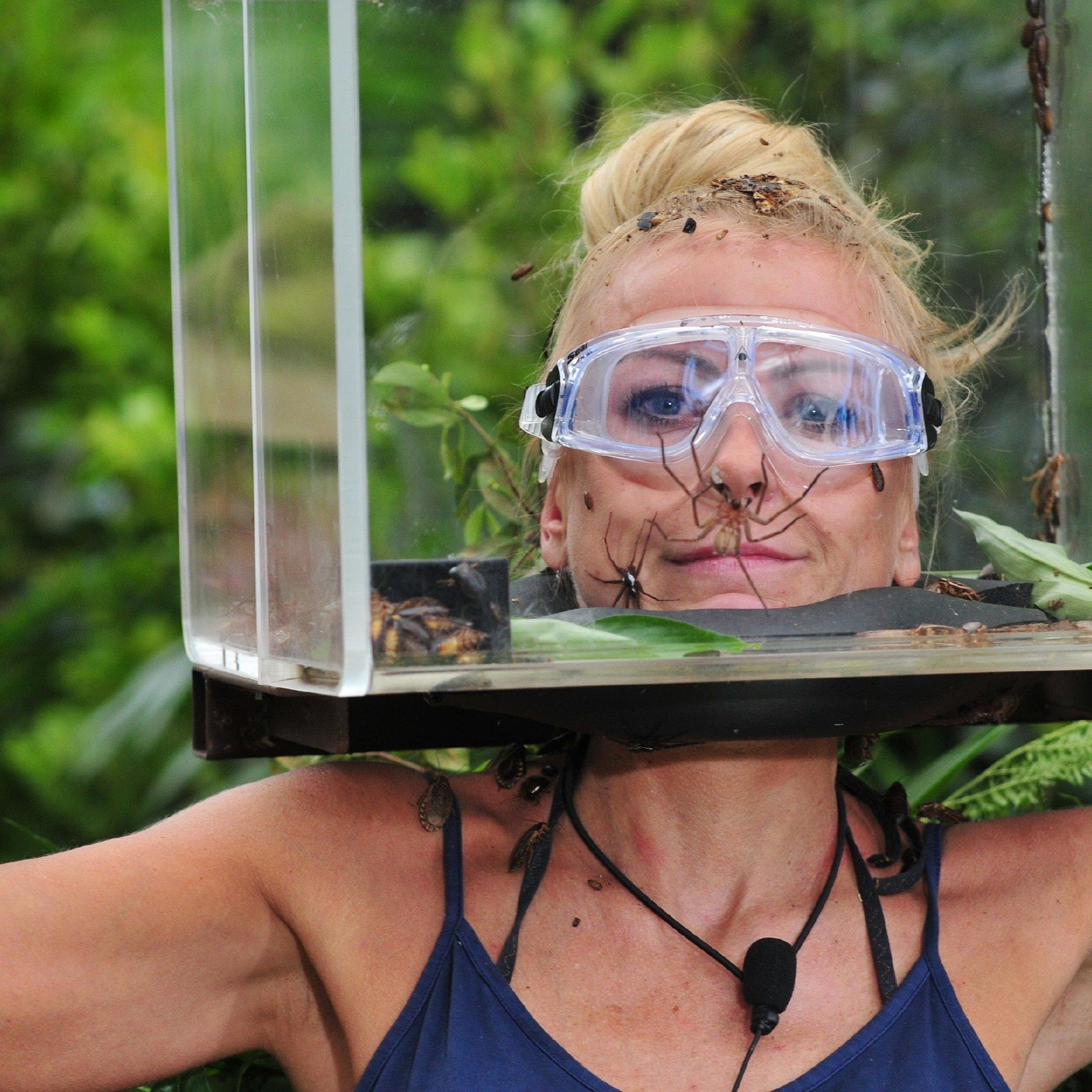 Jenny konnte die Dschungelprüfung am 4. Tag im Dschungelcamp gewinnen.