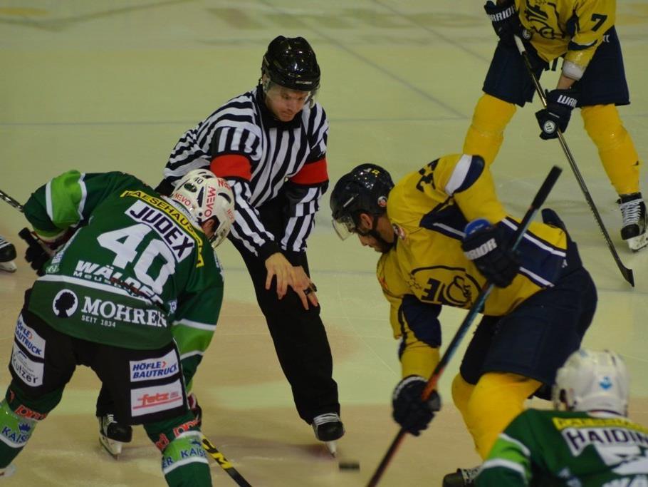 Interims-Kapitän Andreas Judex und seine Mitstreiter wollen Feldkirch Punkte abluchsen.