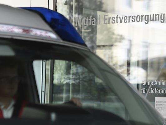 Der Bub wurde ins Klinikum Klagenfurt gebracht