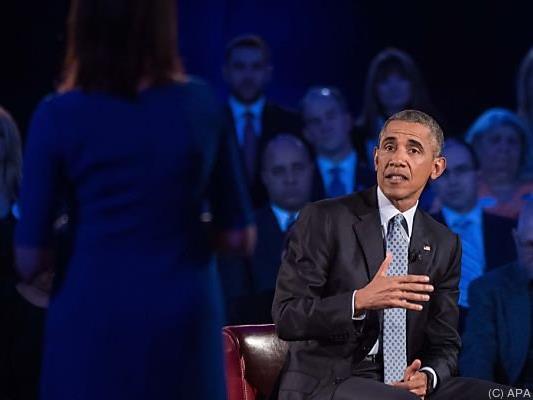 Obama liegt dieses Thema sehr am Herzen