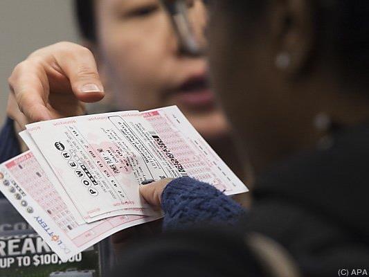 Temperatur im Lottofieber steigt