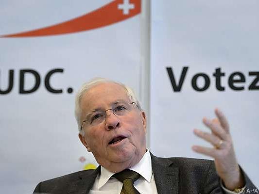 Blocher macht Platz für Jüngere
