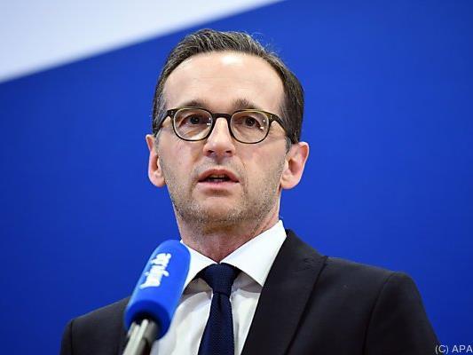 Heiko Maas äußert sich zu den Übergriffen in Köln