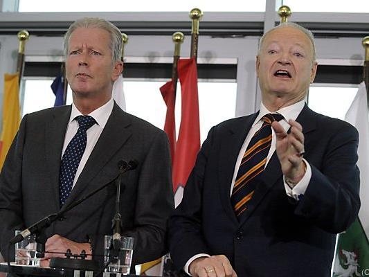 Die ÖVP möchte mit Khol in die Stichwahl