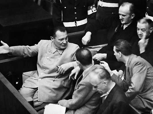 Göring (l.) ist noch immer Ehrenbürger der Gemeinde Mauterndorf