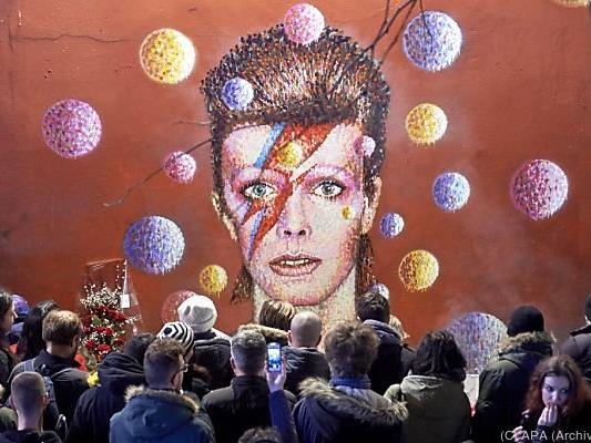 David Bowie bleibt unvergessen