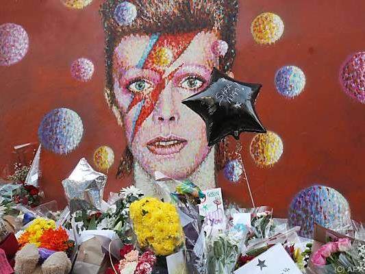 Bowie wollte keine große Trauerfeier
