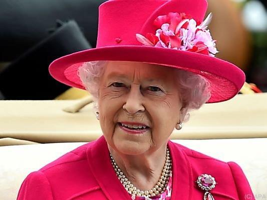 Die Queen ist sicher nicht erfreut