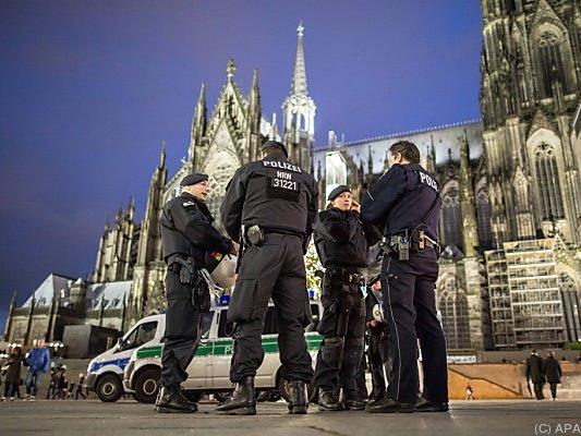 Verstärkte Sicherheitsmaßnahmen in Köln