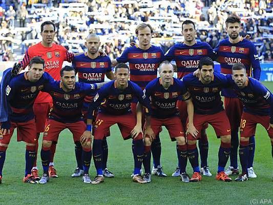 Barca stockt spielberechtigte Akteure wieder etwas auf