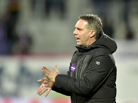 Altach-Trainer Damir Canadi