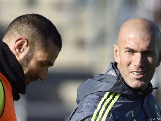 Zidane war als Spieler großartig, als Coach muss er sich noch beweisen