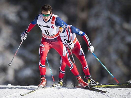 Krogh in Gesamtwertung auf Rang vier