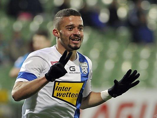 Venuto schlug in der Bundesliga ein