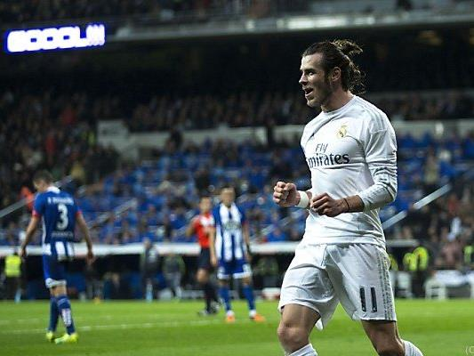 Drei Tore von Bale