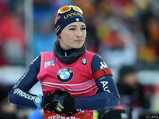 Sieg für Südtirolerin Dorothea Wierer