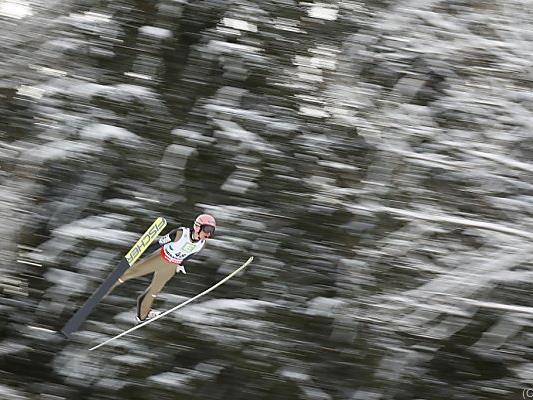 Stefan Kraft segelte auf 226,5 Meter