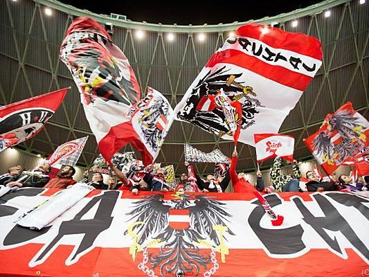 Die rot-weiß-roten Fans wollen nach Frankreich reisen