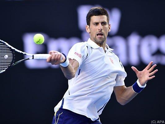 Djokovic will den Titel in Melbourne