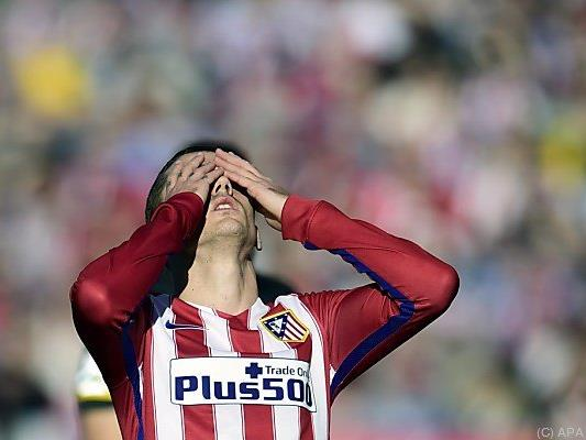 Ein frustrierender Nachmittag für die Madrilenen