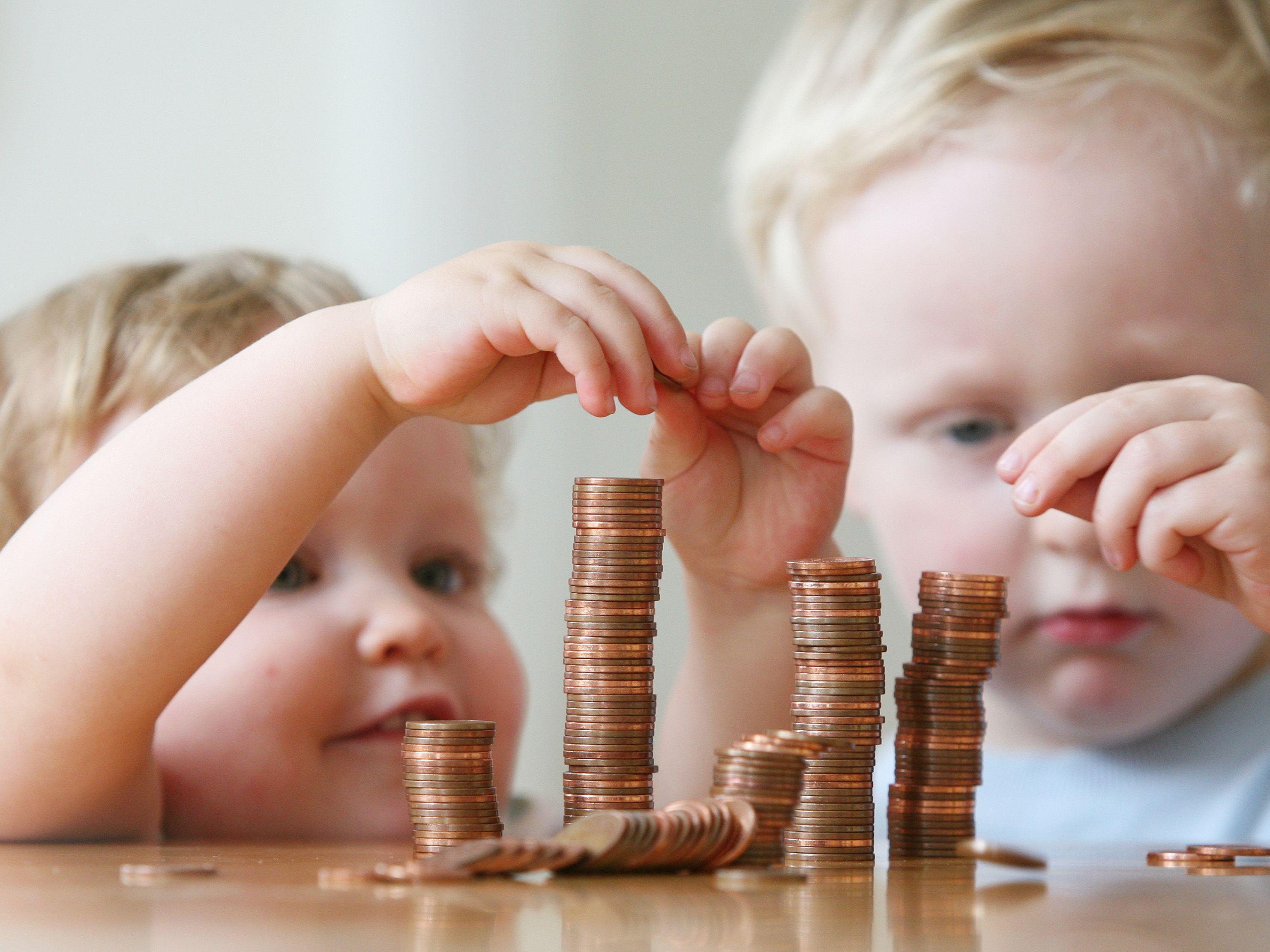 Kindergeld: Karmasin präsentiert am Freitag ihren Entwurf für Reform.
