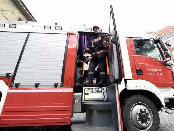 Die Feuerwehr hatte einen schwierigen Einsatz in Wr. Neustadt.