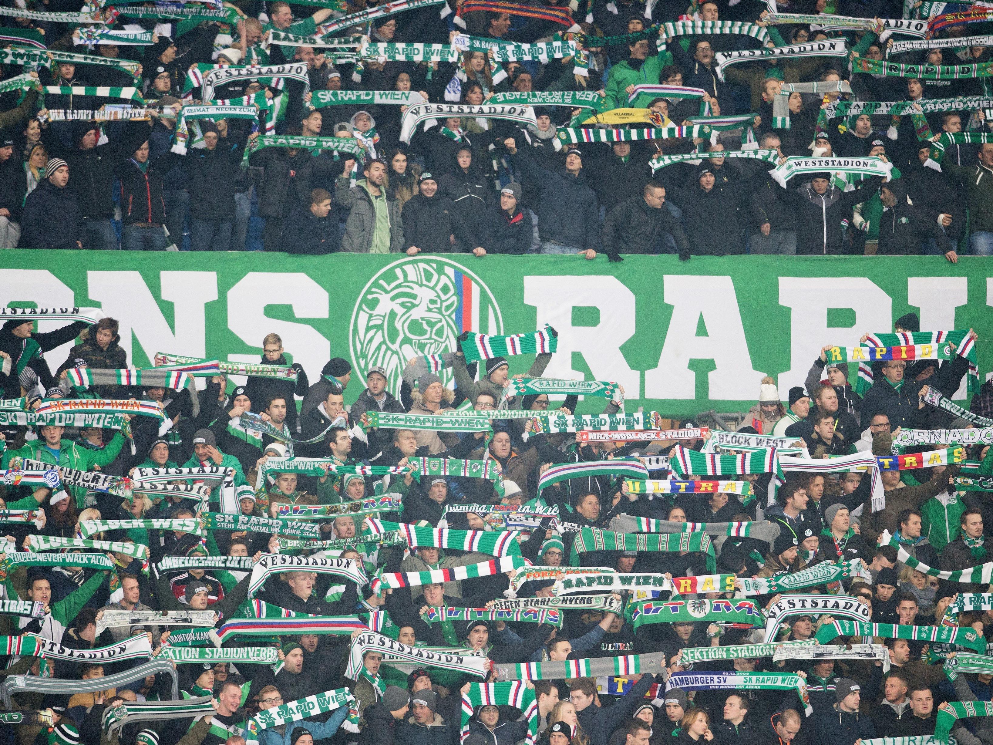 Schöner Erfolg für den Nachwuchs des SK Rapid Wien.
