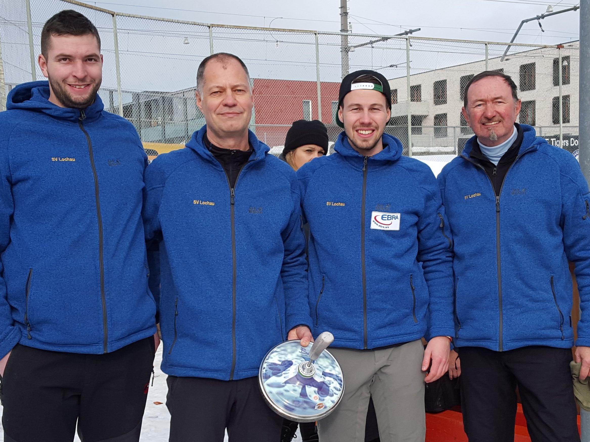 Patrik Plangger, Christoph und Abraham Sohm, Erich Pienz