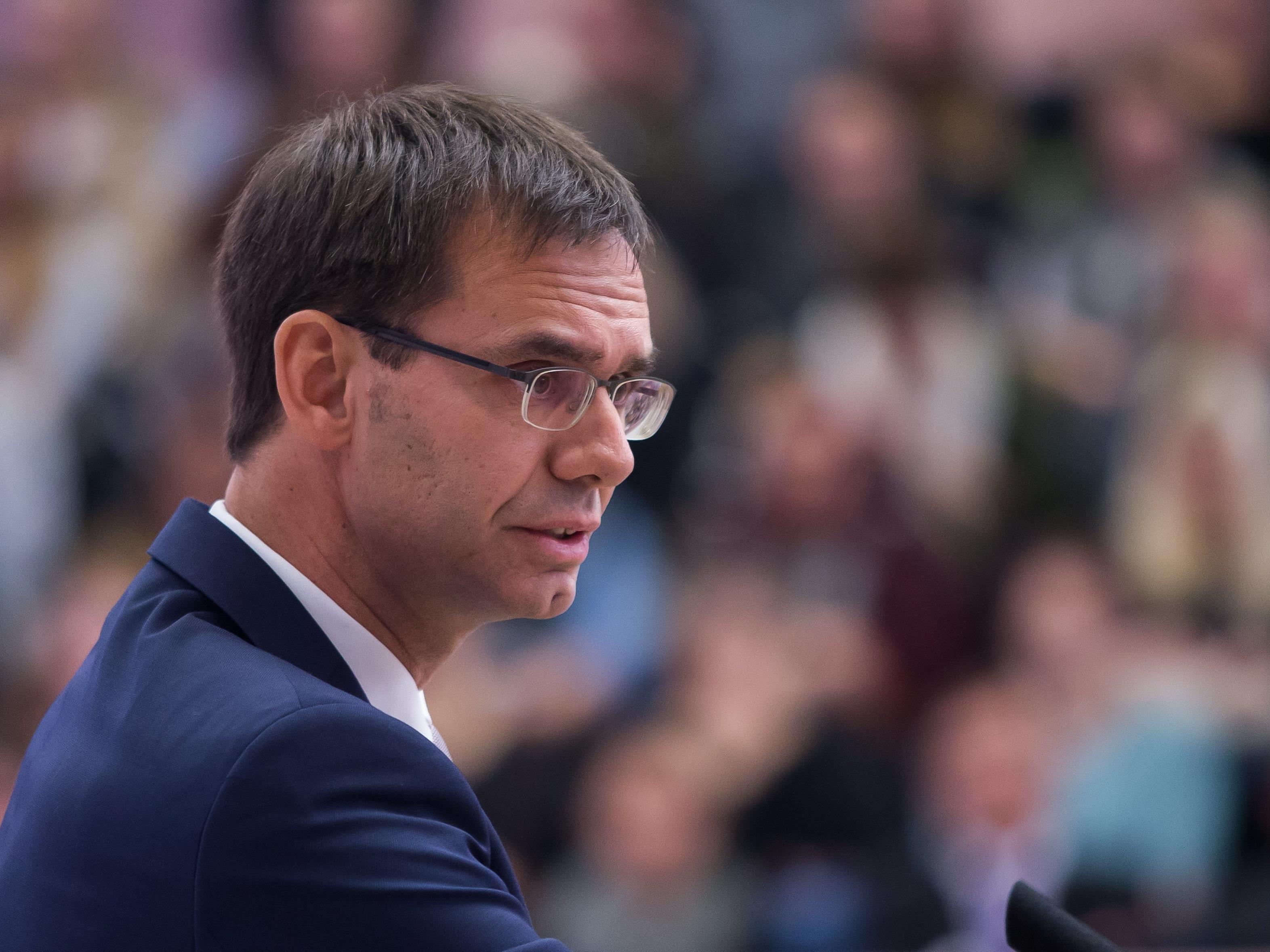 Wallner hofft auf Lösungen in der Flüchtlingskrise.