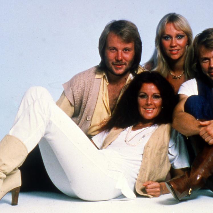 ABBA ist eine erfolgreichsten Popgruppen aller Zeiten.