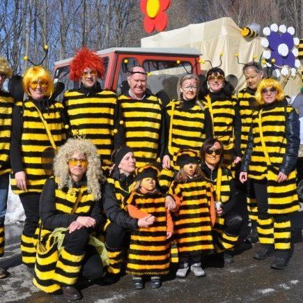 Die Chorgemeinschaft Viktorsberg lädt zum traditionellen Faschingdienstag Umzug.