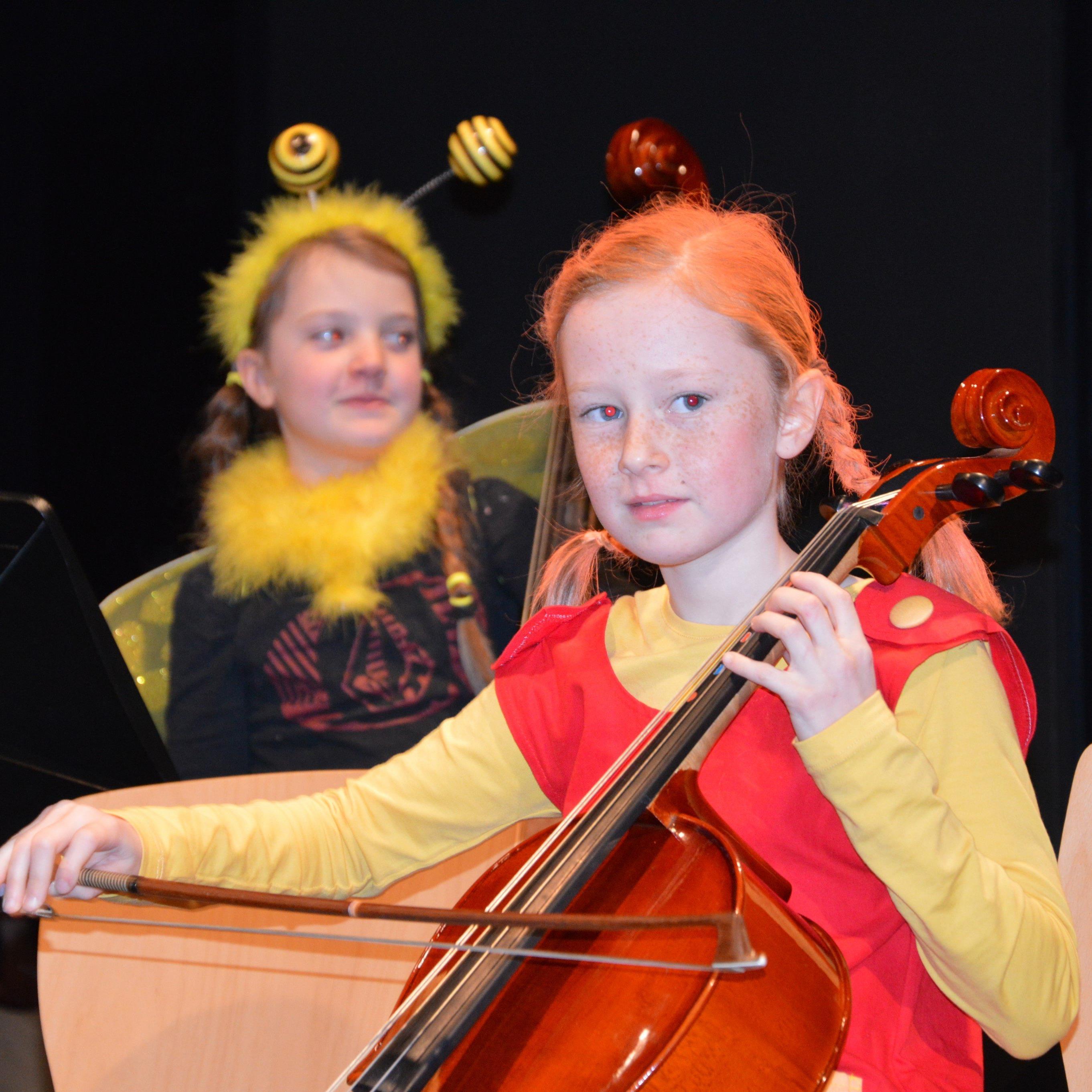 Das große Tschimbum - Faschingskonzert der Rheintalischen Musikschule Lustenau