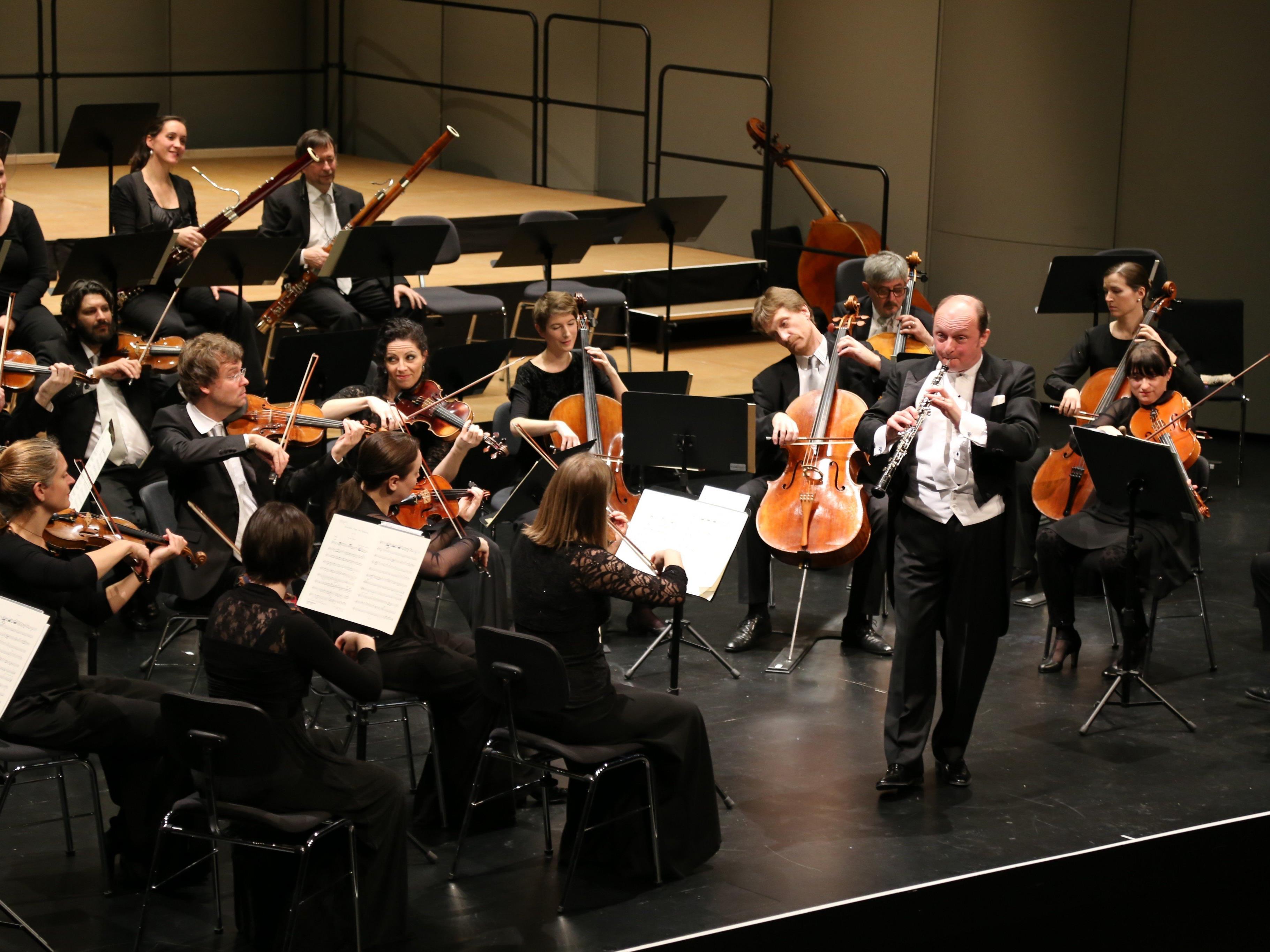 Maestro Leleux als weltberühmter Oboist.
