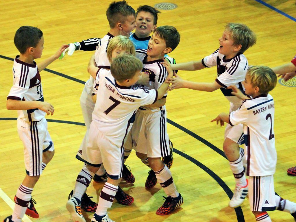 Der ERNE FC Schlins freut sich auf rund 100 Mannschaften aus Deutschland, Frankreich, Österreich und der Schweiz.