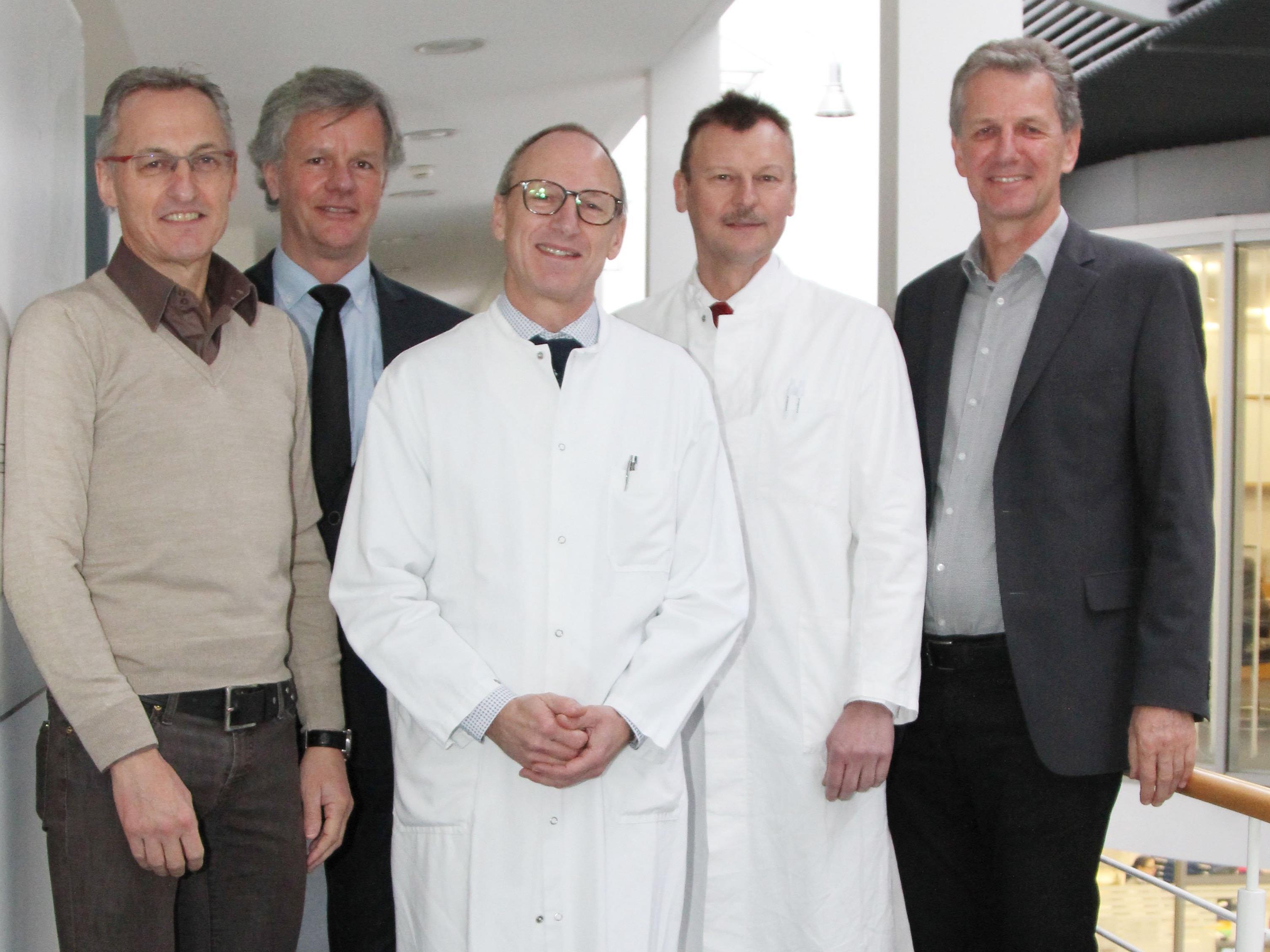 LKH Feldkirch: neuer Leiter für Gynäkologie und Geburtshilfe ...