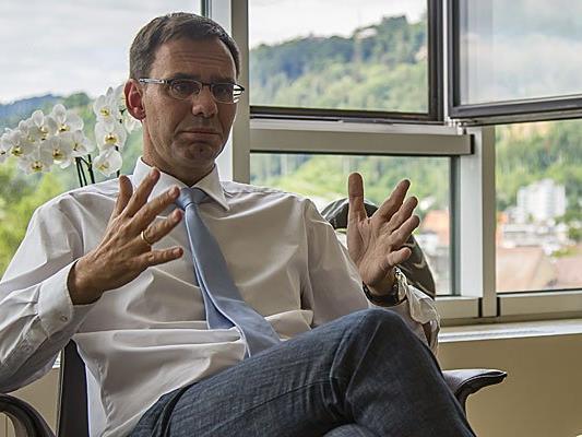 LH Wallner pocht auf das REcht der Vorarlberger auf eine funktionsfähige Bundesheerstruktur im Land.